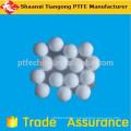 Ptfe шарики с гладким внешним видом сплава spacer beads