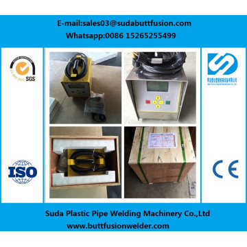 Sde250 20mm/250mm HDPE Pipe Fittings Welding Machine