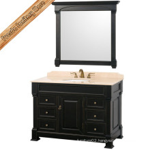Customized Antique Floor Standing Bathroom Vanity
