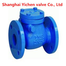Cast Iron Swing Flanged Check Valve