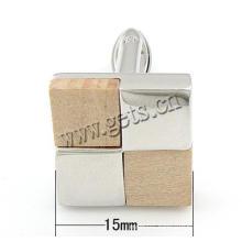 Gets.com brass anchor cufflinks