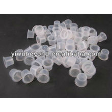 Professional Tattoo Pigment Ink Cups Caps Plastic supplies