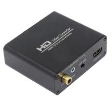 HDMI zu DVI + Koaxial + Audio Konverter