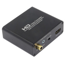 Convertisseur HDMI vers DVI + Coaxial + Audio