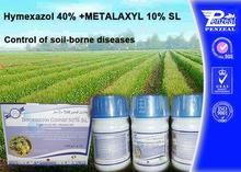Hymexazol 40% +METALAXYL 10% SL Systemic Soil And Seed Fung