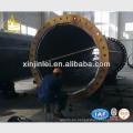 Pilar de acero galvanizado