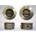 Dual Plate Check Valve for Fresh Water