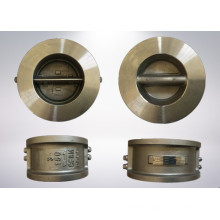 Dual Plate Check Valve Pn16, ANSI150 Flange Fitting