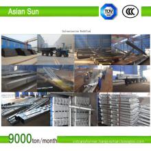 TUV Certificate Hot Galvanized Solar Ground Screw Manufacturer