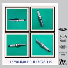 Peças originais Vela de ignição China, Vela de ignição Fabricante 12290-R48-HO / ILZKR78-11S
