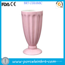 High Quality Novelty Ceramic Big Ice Cream Cup