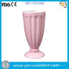 Alta Qualidade Novidade Cerâmica Big Ice Cream Cup