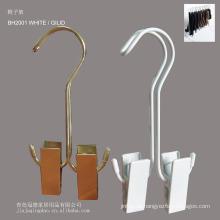 Metall-Stiefel Clips Kleiderbügel Paar Schuhe Drahtbügel