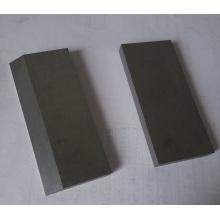 Forma e tamanho exigidos especiais do cliente das peças sobresselentes do carboneto de tungstênio