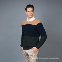 Men's Fashion Cashmere Blend Sweater 17brpv078