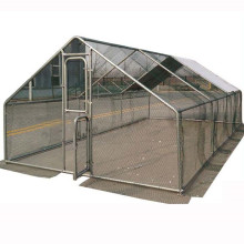 Mobile Metal Walk In Chicken Coop Run