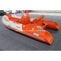4 м Hypalon Rib лодки (Горячие продать с лодочные моторы SAIL 15HP E-старт)