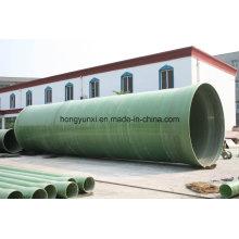 GFK oder GFK Sand Rohr mit Stoßverbindung oder Zapfen und Bell Joint