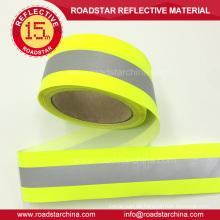 Retro-reflektierenden Stoff, reflektierendes Klebeband für Arbeitskleidung