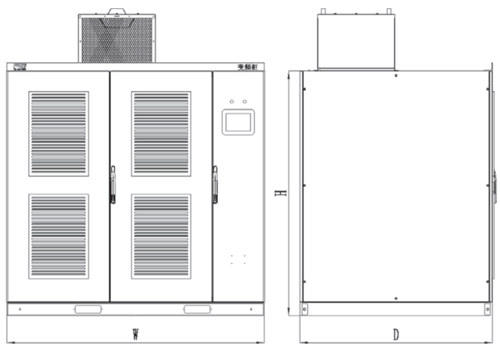 medium voltage variable frequency drive specification