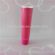 15ml plastic eye cream pipe with steel and ball