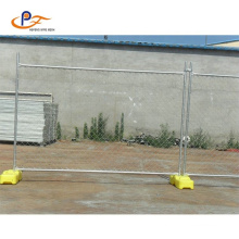 New Type Galvanized Temporary Fence Post Base