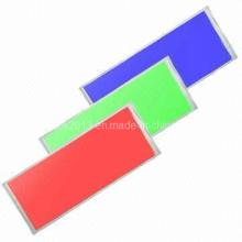Nouveau RGB coloré LED Downlight plat panneau de plafond lumière