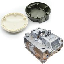 custom injection molding parts service electric plastic box plastic mold