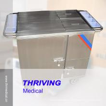 Продовольственная корзина с электрообогревом из нержавеющей стали (THR-FC011)