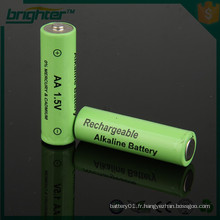Batterie alcaline rechargeable