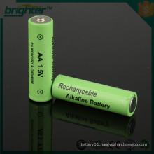 star power aa size rechargeable alkaline battery