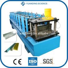 YDSING-YD-000112 übergeben CE und ISO vollautomatische Metall L / U Pfetten Rollenformmaschine
