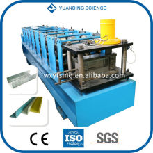YDSING-YD-000112 Passed CE and ISO Full Automatic Metal L/U Purlins Roll Forming Machine