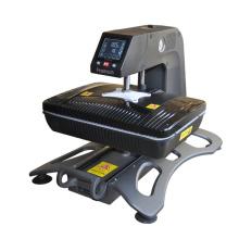 Niedrigen Preis hochwertige multifunktionale T-Shirt Drucker 6 in1 Wärmeübertragung Heissprägung Maschine