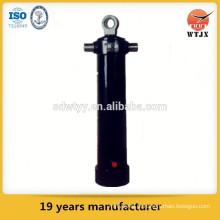 Lado hidráulico cilindro telescópico para caminhão / sistemas hidráulicos para caminhões
