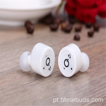Invisível Bluetooth Twins Earphone X1T para Orelhas