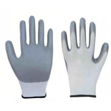 Polyester Nitrile Foam Glove