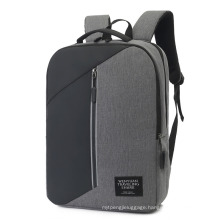 Exclusive Sales Appearance Patent Business Computer Bag Soft Back Pack USB Backbag Nylon Waterproof Oversized Laptop Backpack