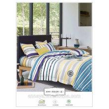 100% algodão com conjunto de cama reativa impresso