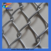 Cerca de eslabón de cadena barata resistente galvanizada (CT-52)