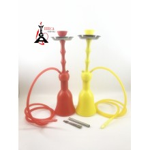 Plastic 2017 Style Top Quality Nargile Smoking Pipe Shisha Hookah