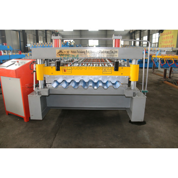 Trapezidal Roof Roll Forming Machine