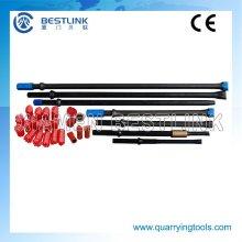 Rock Drill Integral Drill Bar From Bestlink