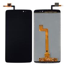 ЖК-дисплей для Alcatel One Touch Idol 3 Ot6045 с сенсорным экраном Digitizer в сборе