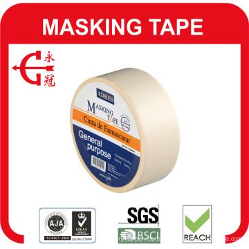 Low Price Good Tack Masking Tape-W35