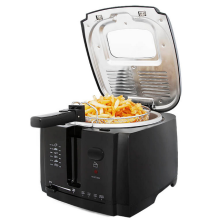 2L Mini Plastic Housing Deep Fry