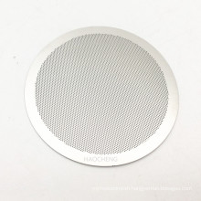 Photo Chemical Stainless Steel Etching Filter Disc Etched filter disc