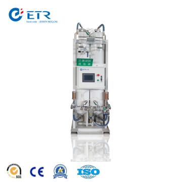 Anlage zur Erzeugung von Sauerstoffapparatur zur Gaserzeugung