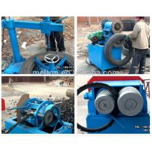 Pneumática de alta capacidade que recicla a máquina de borracha da migalha