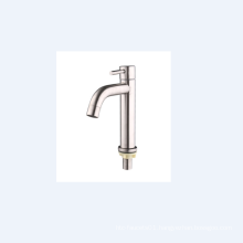 Brushed Nickel 304 Stainless Steel Pull Down Kitchen Faucet with great price